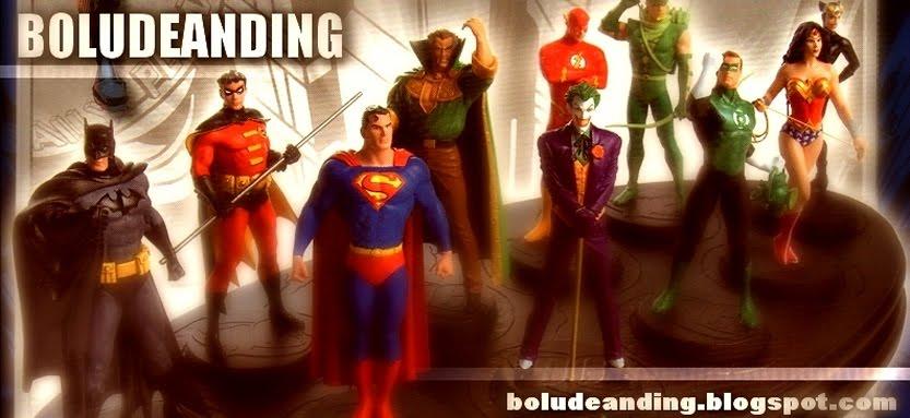 Boludeanding Blog - Figuras retro, colecciones, Fan posters, Superheroes