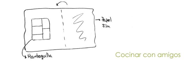 Croissant casero cocinar con amigos - Film para cocinar ...