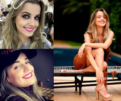 Formada em Farmácia a linda modelo de olhos azuis, Karliany Barbosa fala de sua participação no Mis