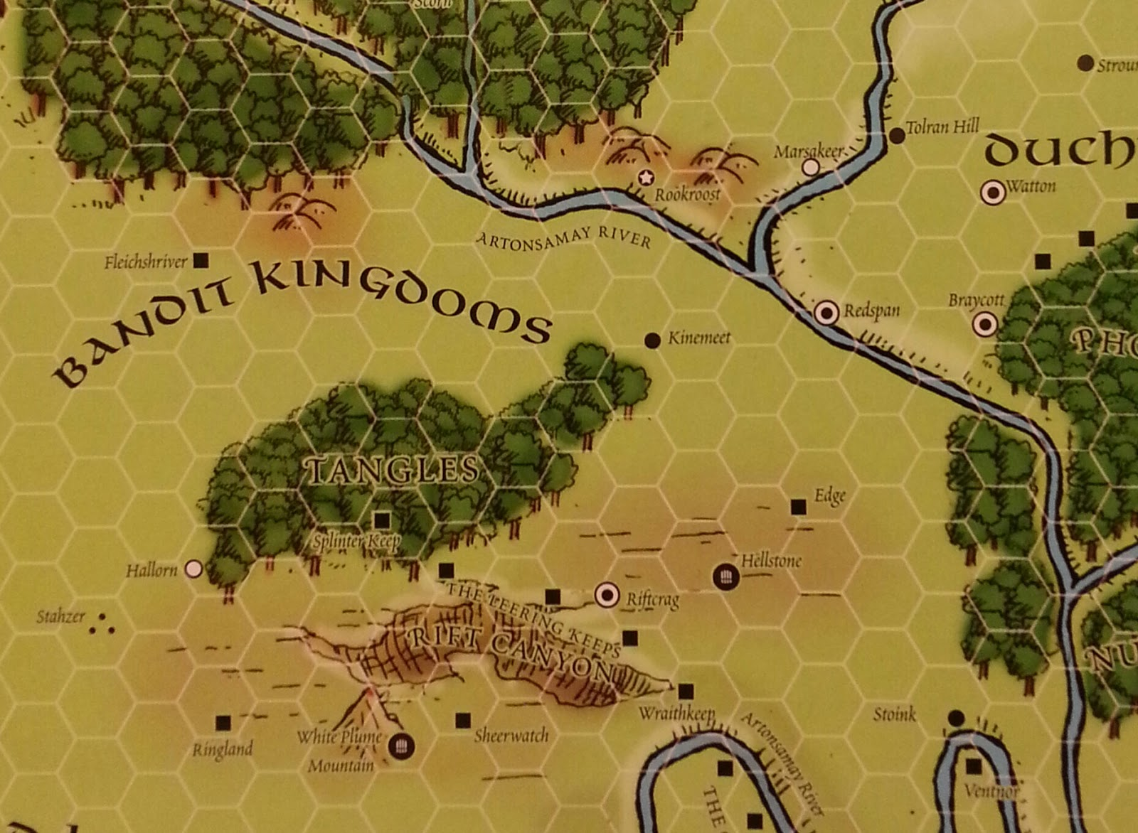 welcome aficionados of the world of greyhawk to a new regular segment im entitling 5 reasons to visit most people who have played dd for a long time