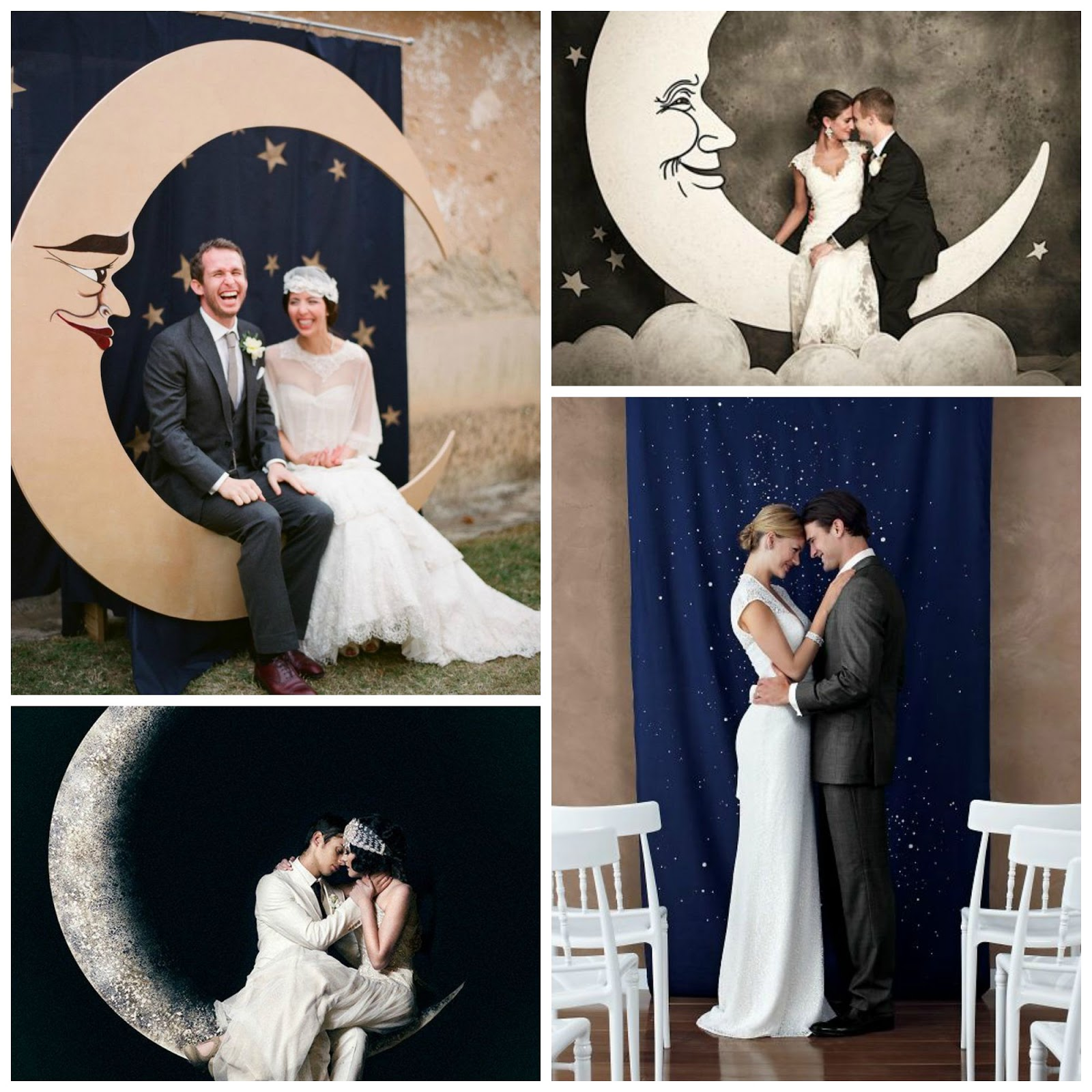 Blog mi boda inspiraci n para una boda c smica - Photocall boda casero ...