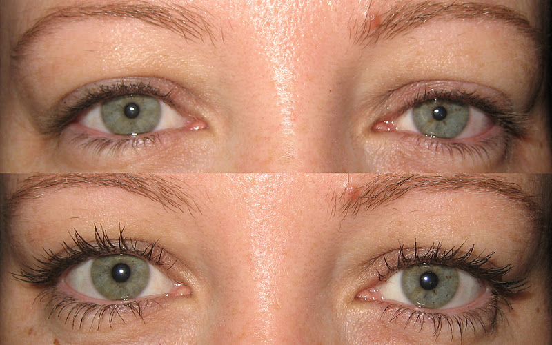 Myscara Semi Permanent Mascara In Nu Essence Lovely Girlie Bits