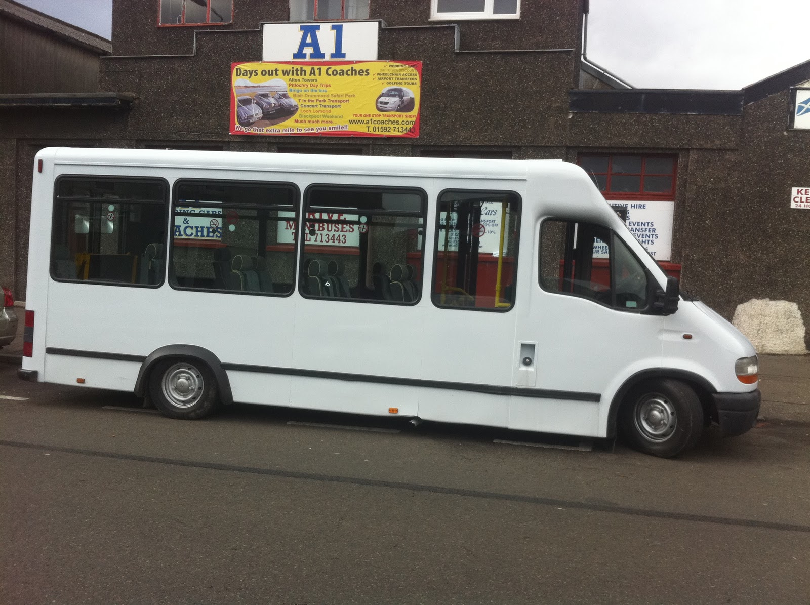 A1 minibus and coach sales renault master rohil for sale for Wheelchair accessible homes for sale near me