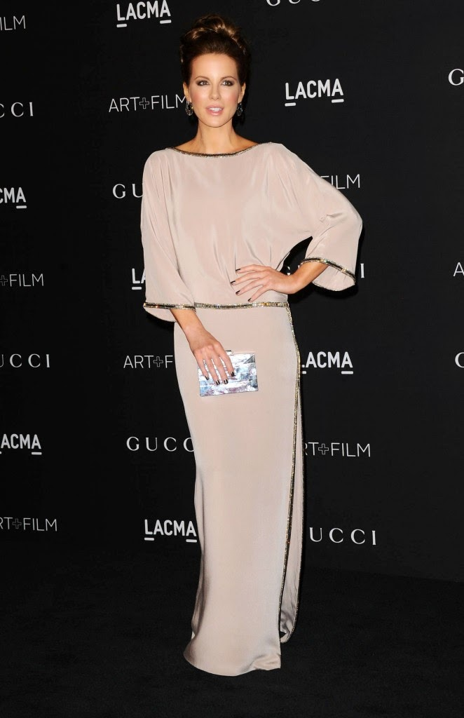 Kate Beckinsale: LACMA Art and Film Gala 2014