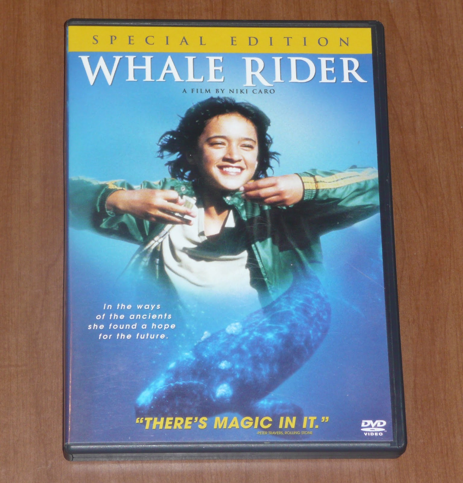 an analysis of the whale rider by niki caro