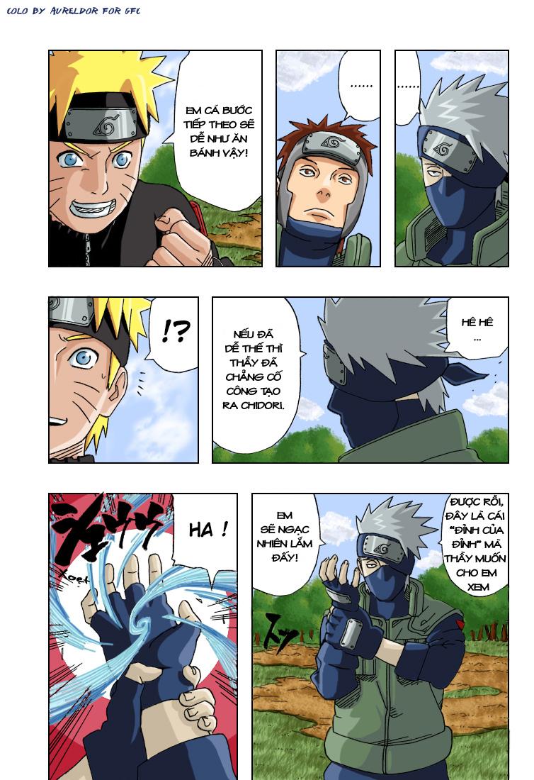 Naruto chap 321.Color Trang 7 - Mangak.info