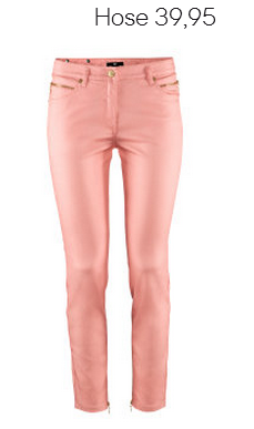 Rose Pants H&M Fall 2012 Collection