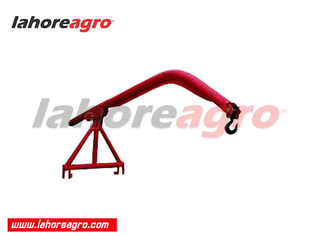 Jib Crane, Implements
