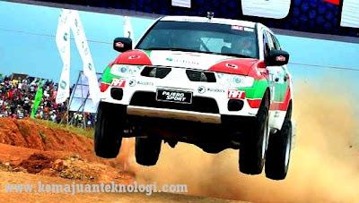 Modifikasi mobil Mitsubishi pajero | Kemajuan Teknologi