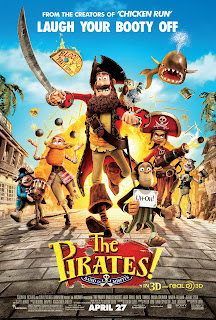 The Pirates! Band of Misfits (2012) Korsanlar