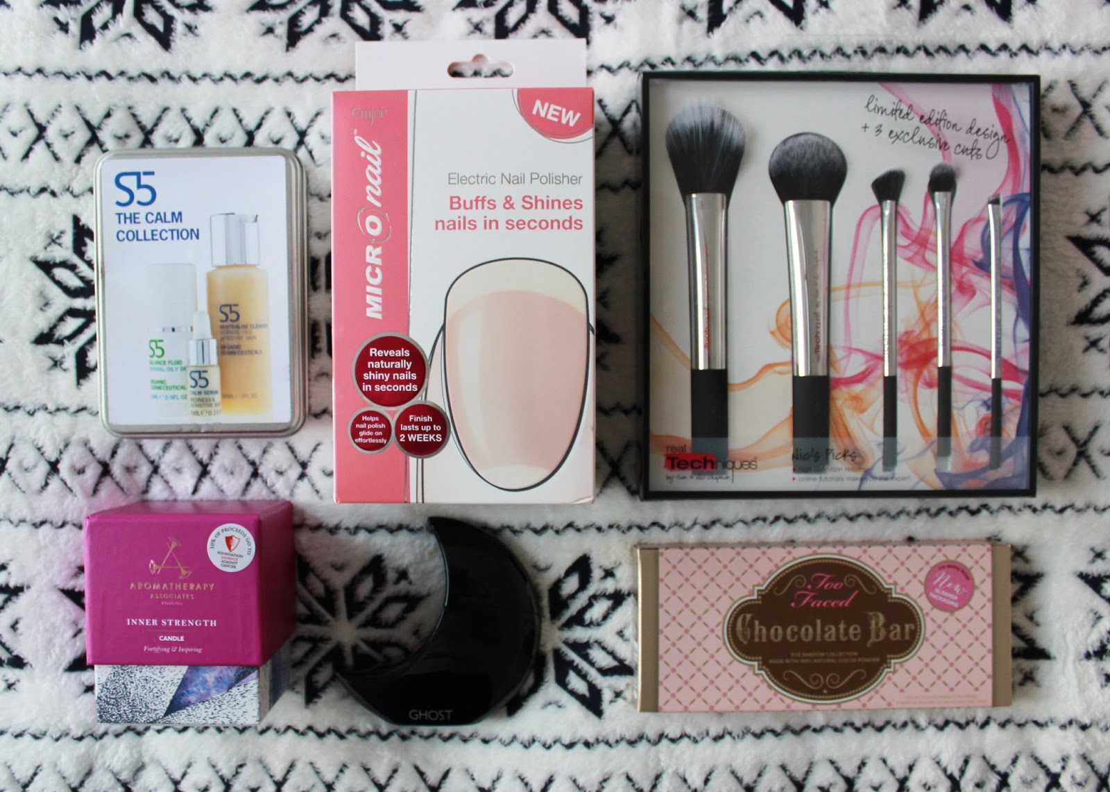 Christmas beauty gifts for £50 or less