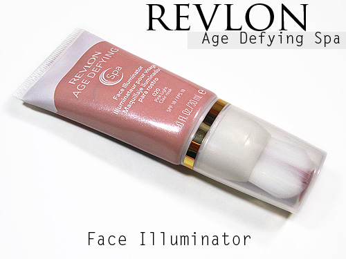revlon face illuminator pink light