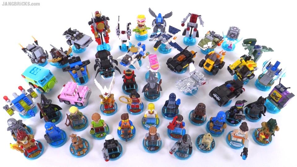All Things LEGO Dimensions so far (updated Nov. 6!)