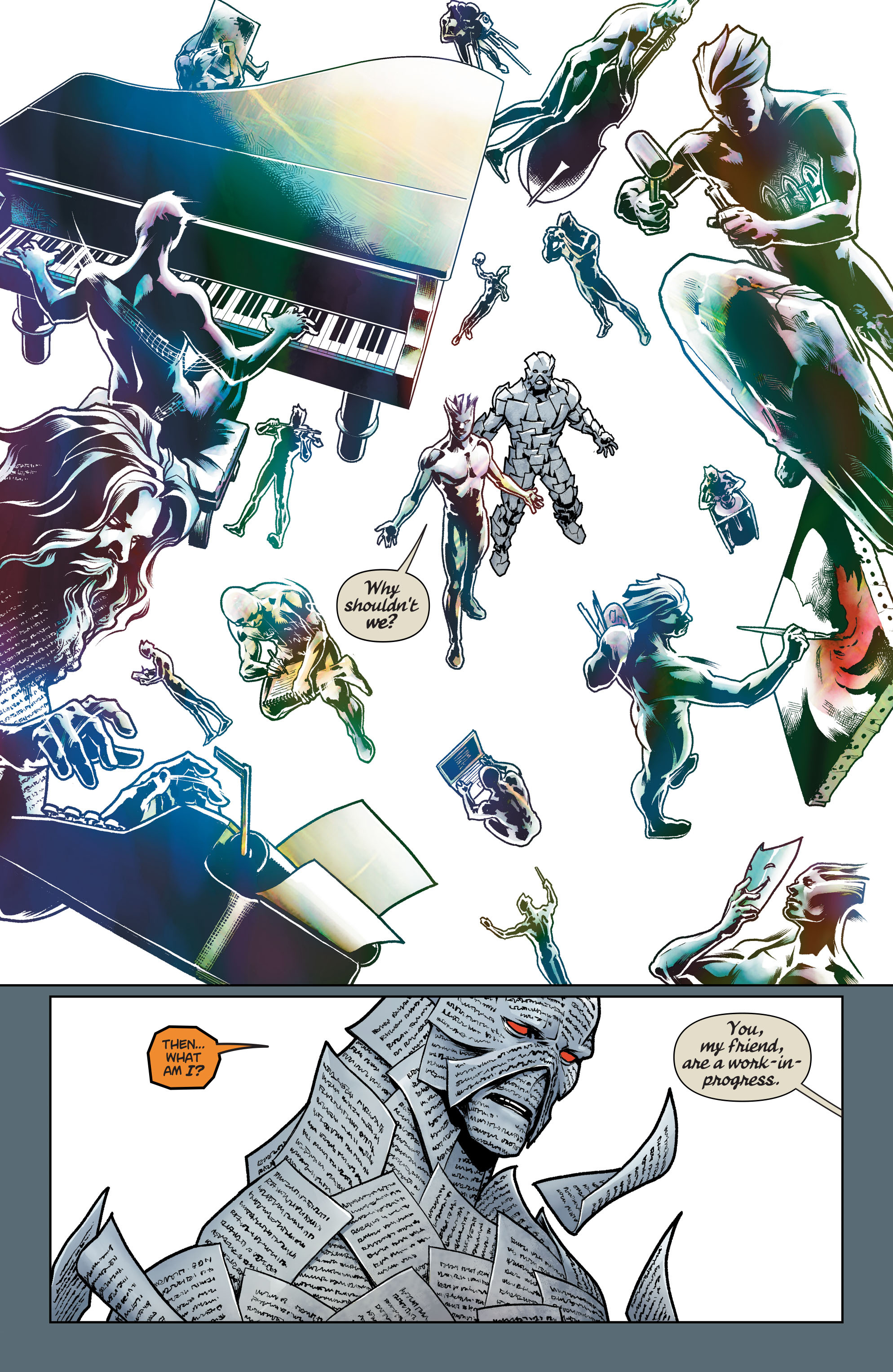 Swamp Thing (2011) Issue #40 #45 - English 19