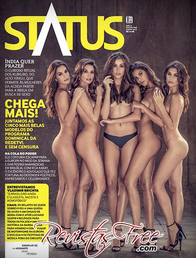 Top Five - Revista Status - Junho 2015
