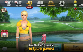 Golf Star™ 3.7.1 Mod Apk (Unlimited Money)