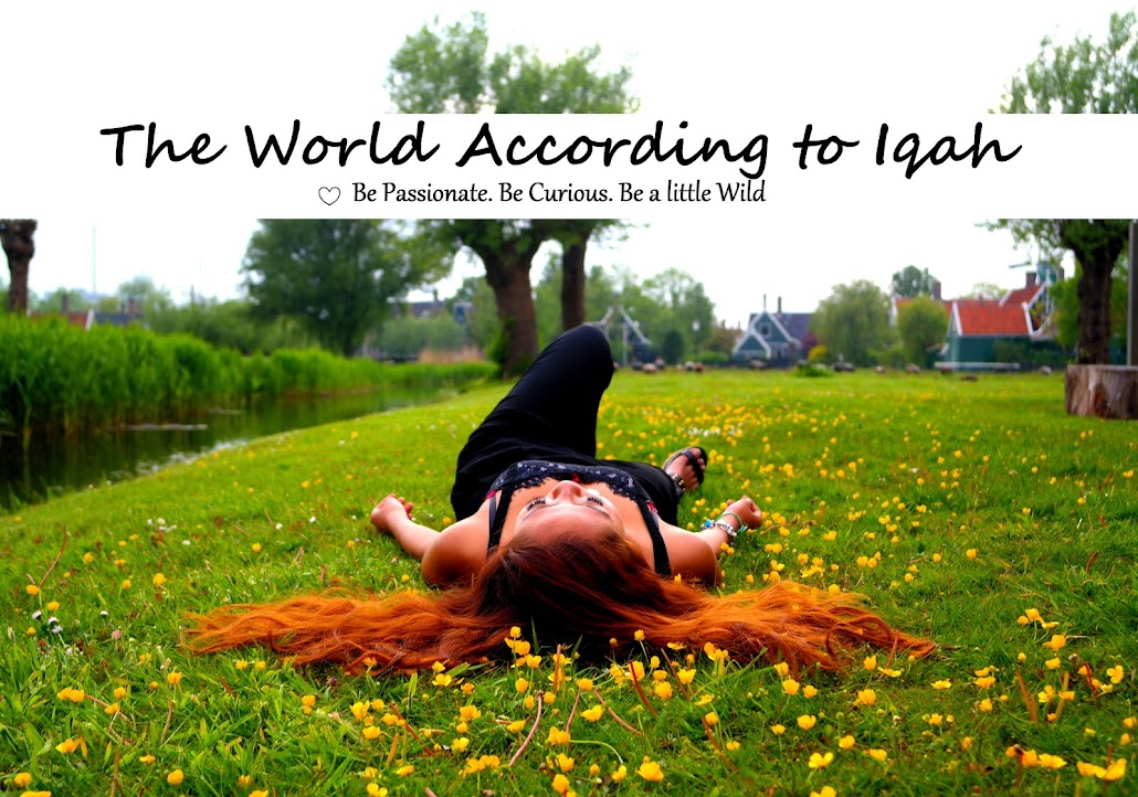 The World According to Iqah