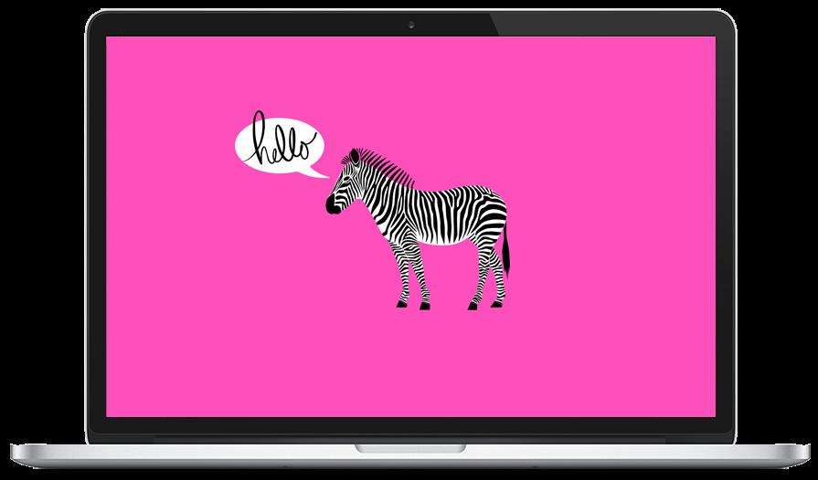 Mary-Irene Marek: Ode to the Desktop Wallpaper