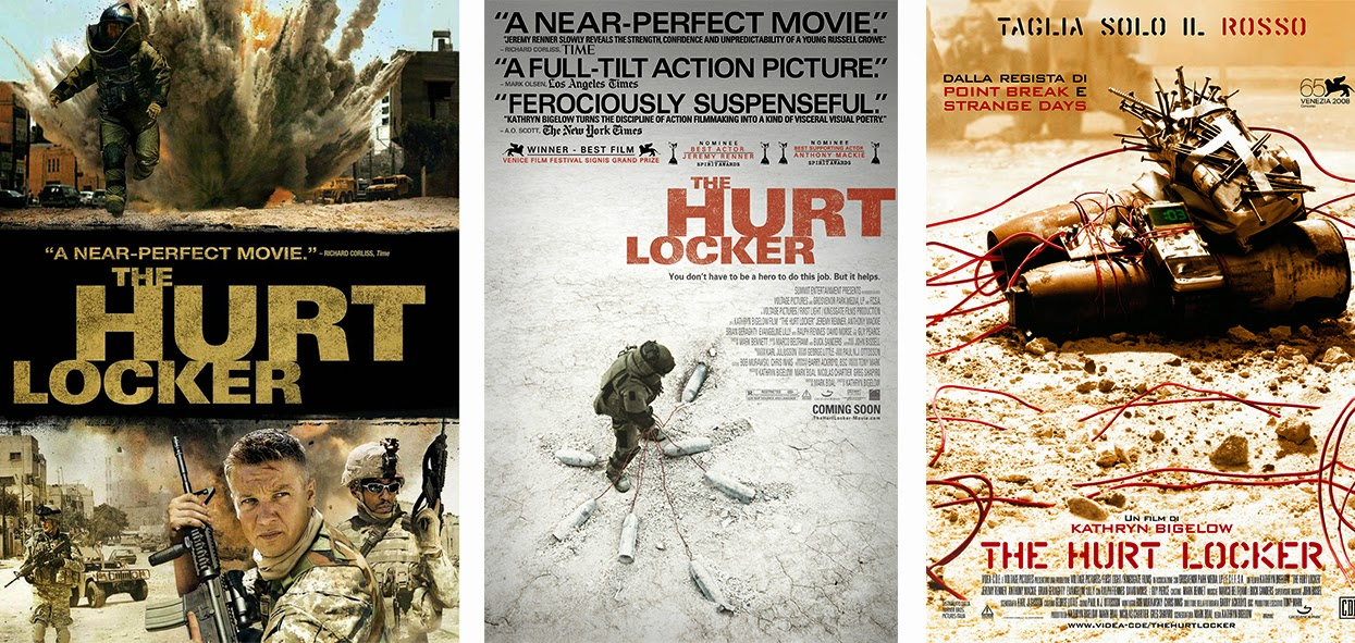 The Hurt Locker - W Pułapce Wojny (2008)