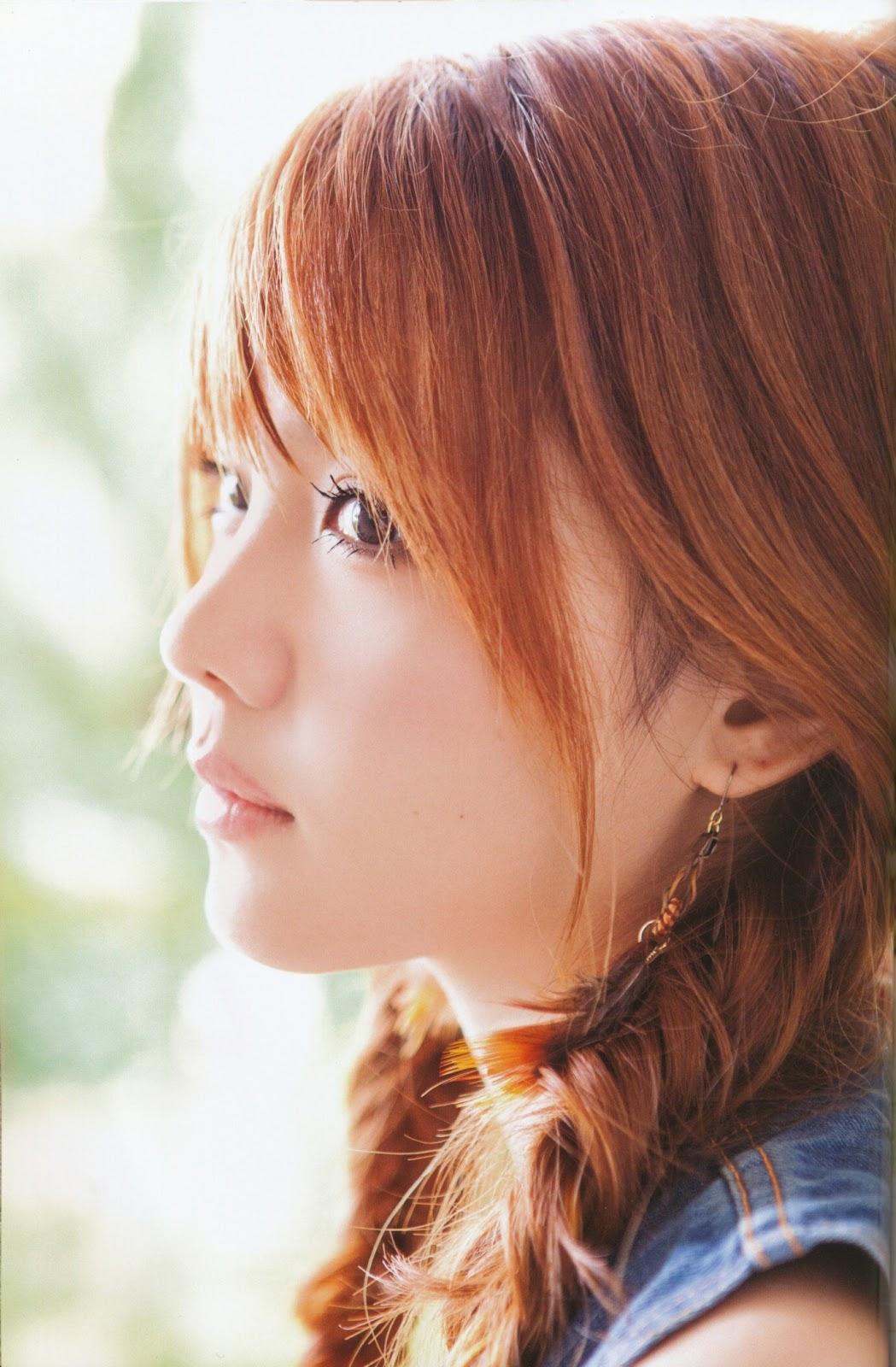 MuSuMeTaNaKaMei: Reina Tanaka Kira Kira PB Scans