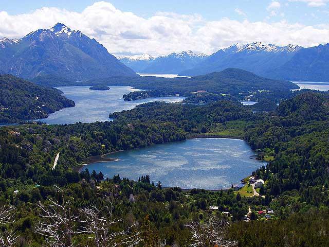 Mirando al mundo con sentimientos las vistas del cerro for Terrazas 5 bariloche