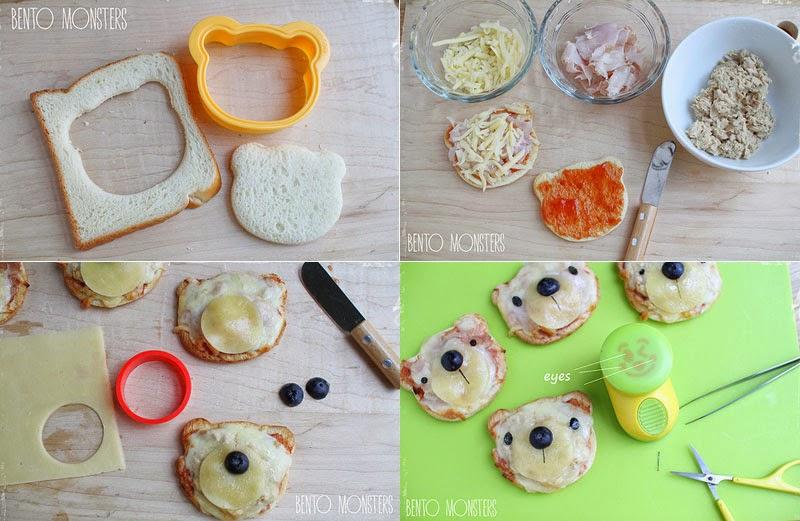 Ideas creativas para decorar la comida infantil maria - Ideas creativas para decorar ...