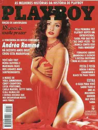 Andréa Rammé - Playboy 1993