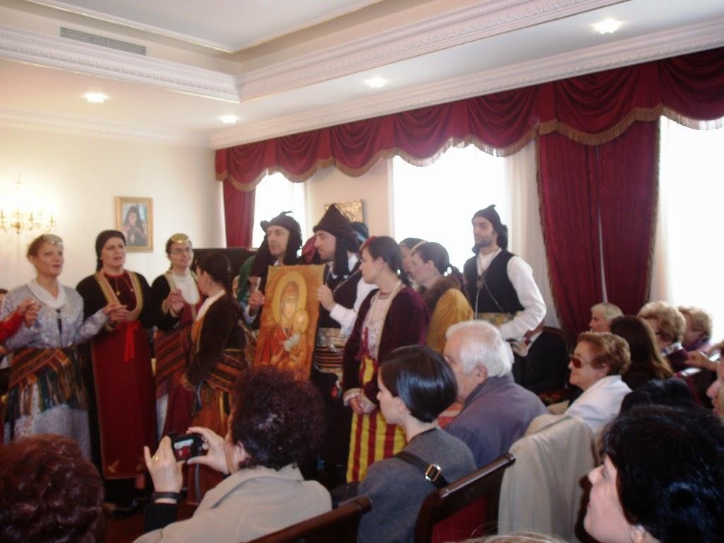 Στην Κωνσταντινούπολη και στα Πριγκηπόννησα βρέθηκε ο Σύλλογος Ποντίων Ν. Ξάνθης