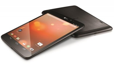 LG G Pad 8.3 Google Play Edition Telah Resmi Diumumkan