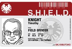 Agent of S.H.I.E.L.D....