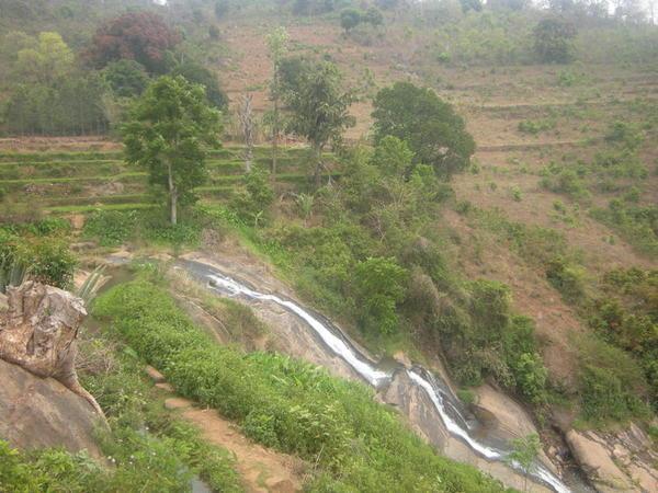 Andhra Pradesh Waterfalls Images  / Pictures