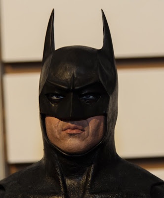 NECA 2013 Toy Fair Display Pictures - 1/4 Scale 1989 Michael Keaton Batman figure