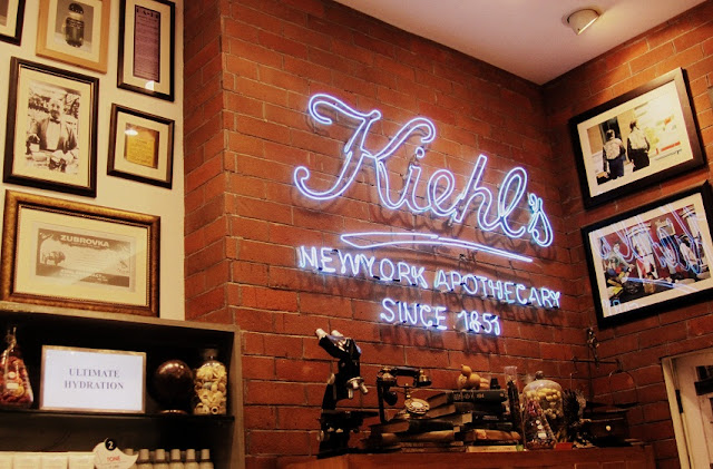 Kiehl's Store india