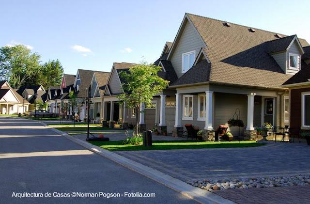 Conjunto urbano residencial