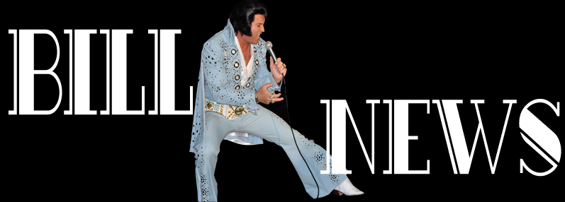 2009 Ultimate Elvis Bill Cherry ~ News