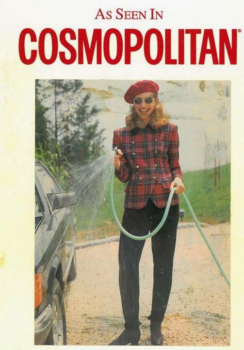 J. McLaughlin Cosmopolitan magazine 1987