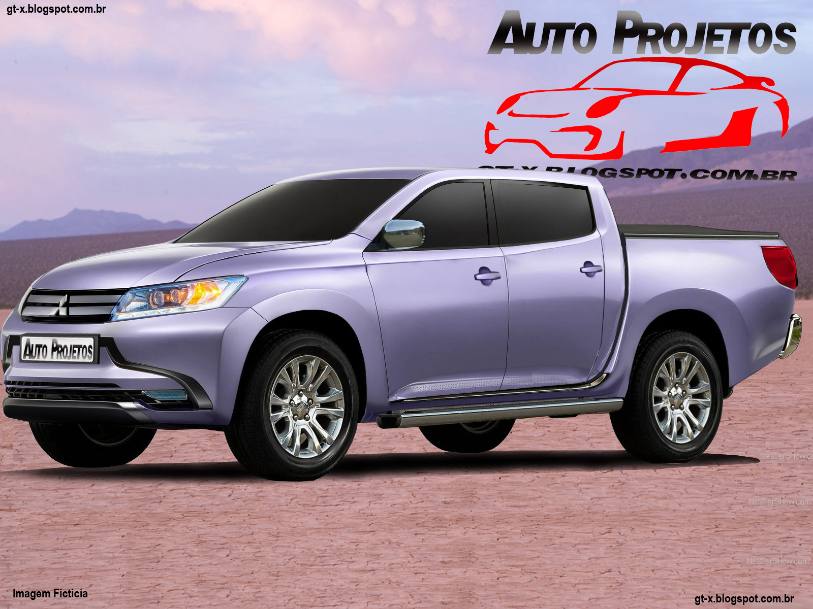 Mitsubishi L200 Triton 2015