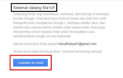Cara Membuat Akun Gmail Gratis!
