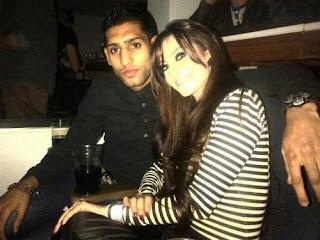 Boxer Amir Khan and Faryal Makhdoom romance