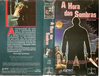 A HORA DAS SOMBRAS (1983)