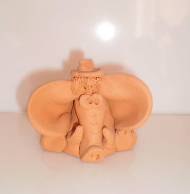 Nagy fülű elefánt