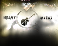 Heavy Metal guitar