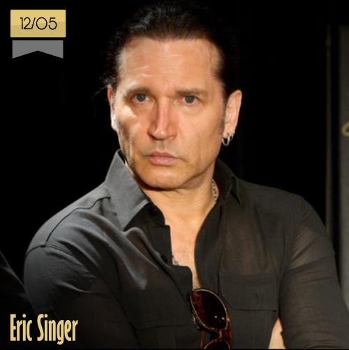 12 de mayo | Eric Singer - @KISS_Ericrp | Info + vídeos