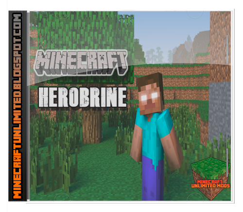 Herobrine Mod Minecraft
