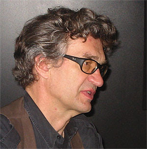 Wim Wenders fotos