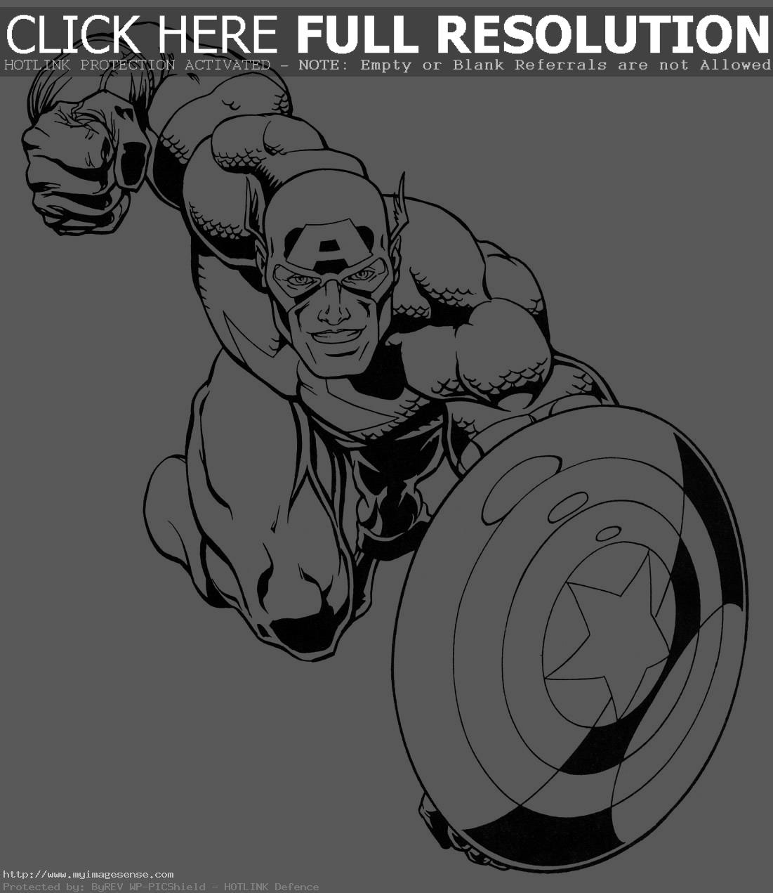 best marvel superhero coloring pages superhero coloring pages