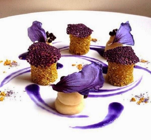 أطباق طعام فنية فريدة من نوعها ولذيذة!  Kat72