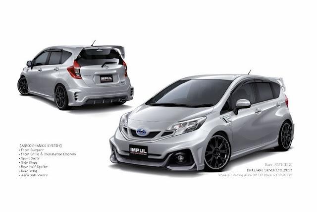 IMPUL Nissan Versa Note