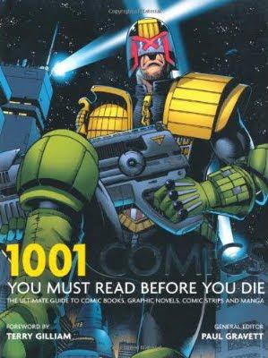 1001 Comics…
