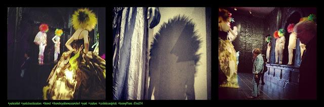 #punkexhibit #punkchaostocouture #themet #themetropolitanmuseumofart #punk #couture